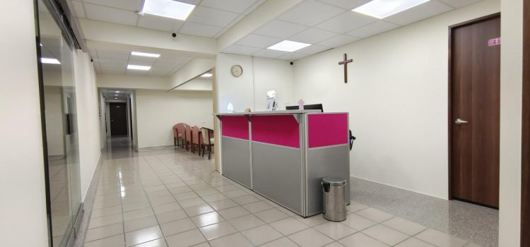 蘭陽禮拜堂全人關懷靈修中心開幕了